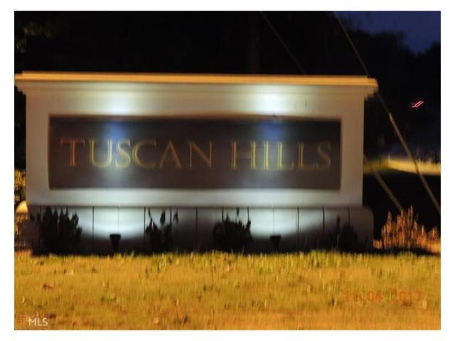 0 Tuscan Hills Road, Franklin, GA 30217 (MLS #5930884) :: Thomas Ramon Realty