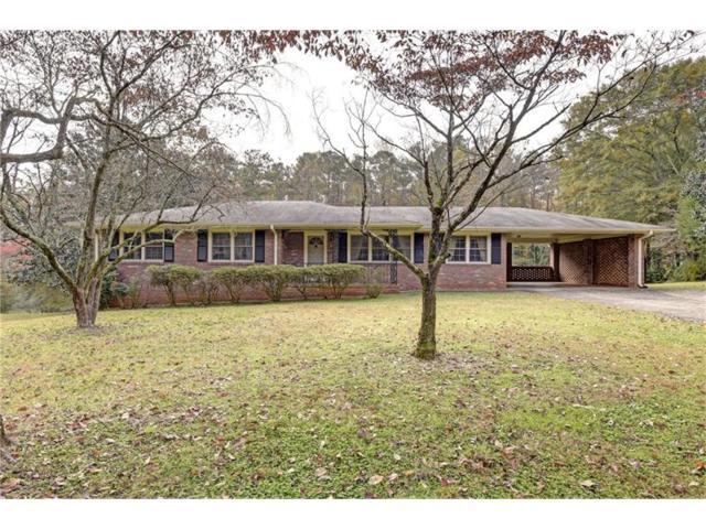 277 Church Road SW, Marietta, GA 30060 (MLS #5930917) :: North Atlanta Home Team