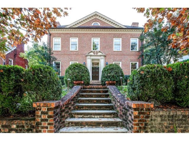 69 Brighton Road NE, Atlanta, GA 30309 (MLS #5931070) :: RE/MAX Paramount Properties