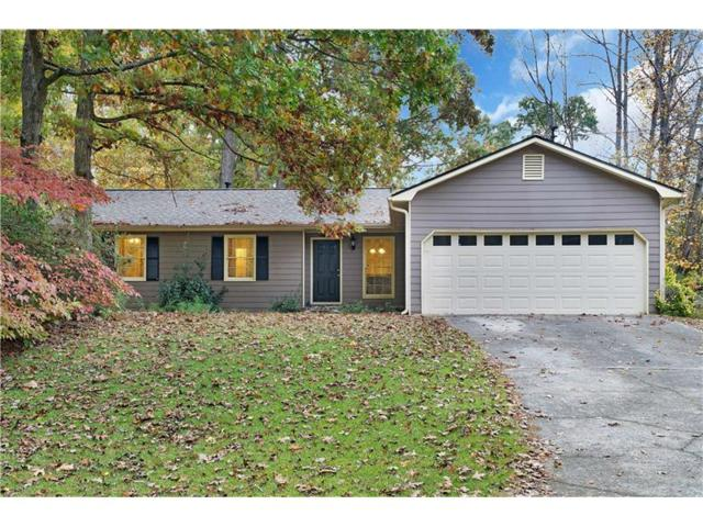 134 N View Lane NW, Kennesaw, GA 30144 (MLS #5931317) :: North Atlanta Home Team