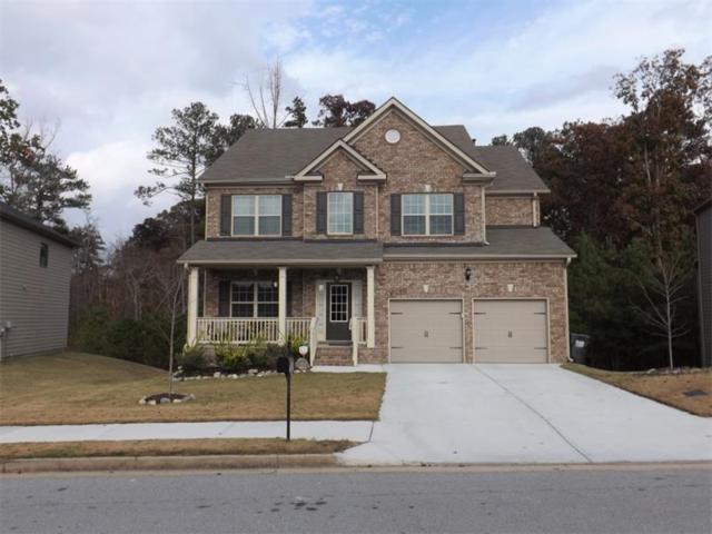 378 Silver Oak Drive, Dallas, GA 30132 (MLS #5931345) :: North Atlanta Home Team
