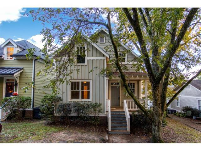 184 Wingo Street NW, Norcross, GA 30071 (MLS #5931355) :: North Atlanta Home Team