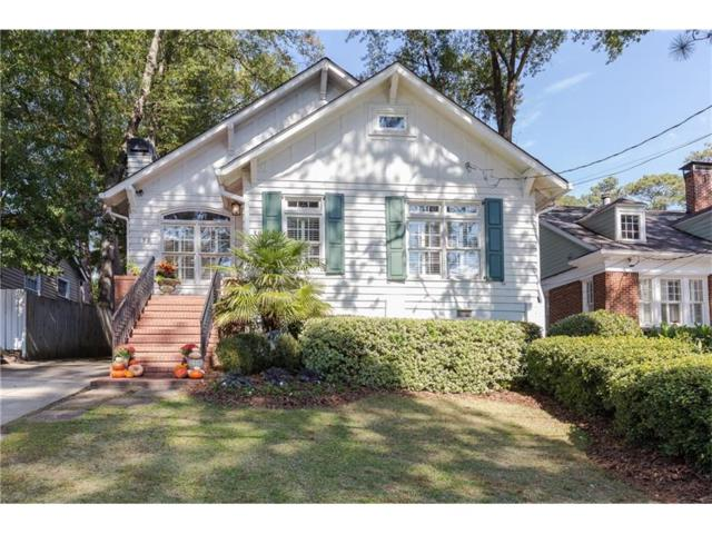 138 Peachtree Hills Avenue NE, Atlanta, GA 30305 (MLS #5931406) :: North Atlanta Home Team