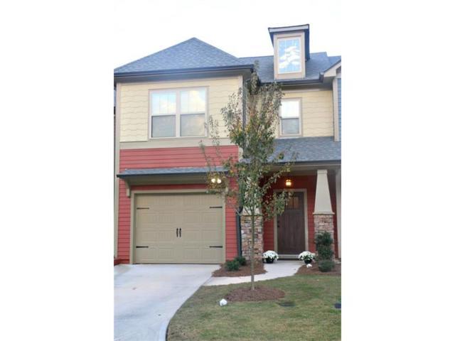 4116 Mars Bay #27, Acworth, GA 30101 (MLS #5931436) :: North Atlanta Home Team