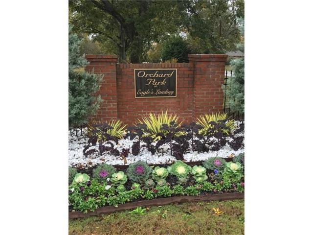 151 Orchard Park Drive, Mcdonough, GA 30253 (MLS #5931499) :: The Bolt Group