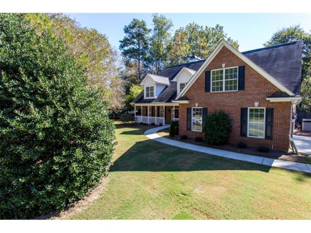 1566 Amberwood Creek Drive, Kennesaw, GA 30152 (MLS #5931547) :: North Atlanta Home Team