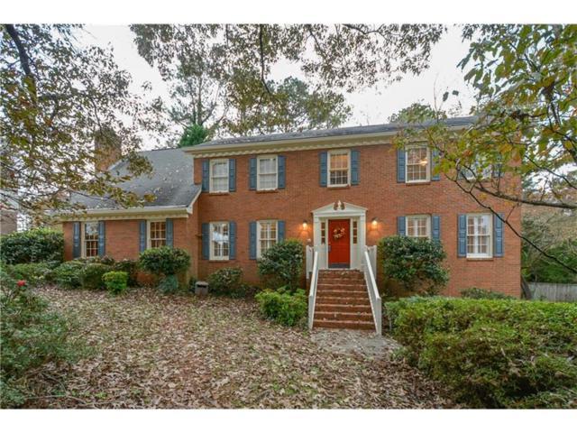 1287 Plymouth Drive SW, Lilburn, GA 30047 (MLS #5931555) :: North Atlanta Home Team