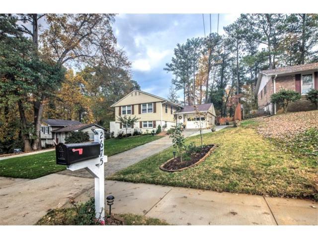 2675 Carolyn Drive SE, Smyrna, GA 30080 (MLS #5931630) :: North Atlanta Home Team