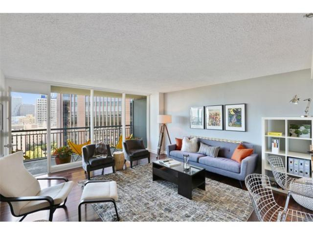 620 Peachtree Street NE #1810, Atlanta, GA 30308 (MLS #5931683) :: North Atlanta Home Team