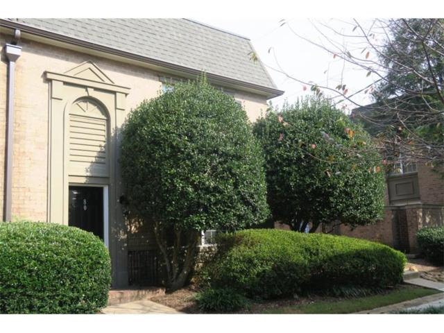 6980 Roswell Road F8, Sandy Springs, GA 30328 (MLS #5931685) :: North Atlanta Home Team