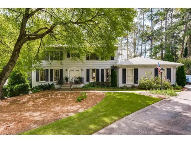 1075 Coronation Drive, Dunwoody, GA 30338 (MLS #5931693) :: North Atlanta Home Team