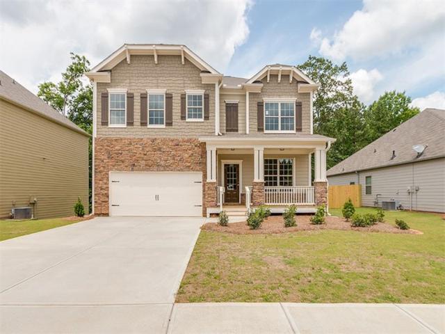 405 Silverwood Drive, Dallas, GA 30157 (MLS #5931760) :: North Atlanta Home Team
