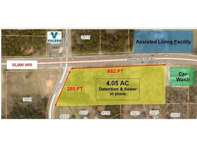 4010 Powder Springs Road SW, Powder Springs, GA 30127 (MLS #5931782) :: North Atlanta Home Team