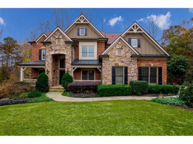 131 Fernwood Drive, Woodstock, GA 30188 (MLS #5931845) :: North Atlanta Home Team
