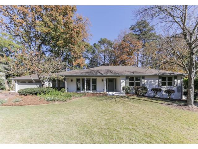 4715 Cherrywood Lane, Sandy Springs, GA 30342 (MLS #5931872) :: North Atlanta Home Team