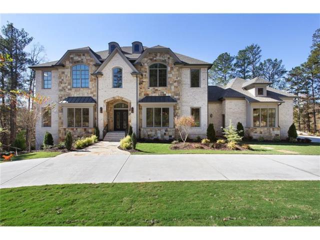 16146 Belford Drive, Milton, GA 30004 (MLS #5932039) :: North Atlanta Home Team