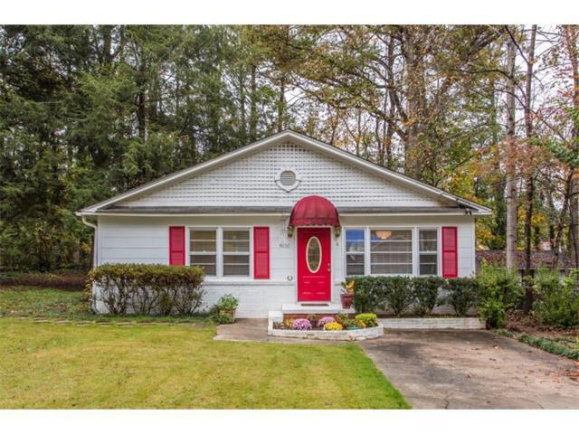 4650 Ridge Drive, Pine Lake, GA 30072 (MLS #5932062) :: North Atlanta Home Team