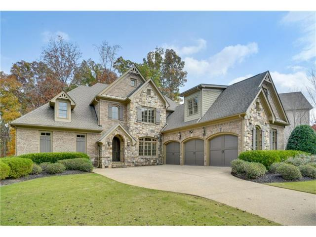 1775 High Trail, Atlanta, GA 30339 (MLS #5932147) :: Charlie Ballard Real Estate