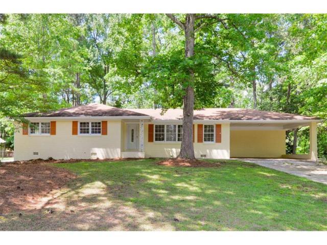 1590 Donna Street, Mableton, GA 30126 (MLS #5932152) :: North Atlanta Home Team