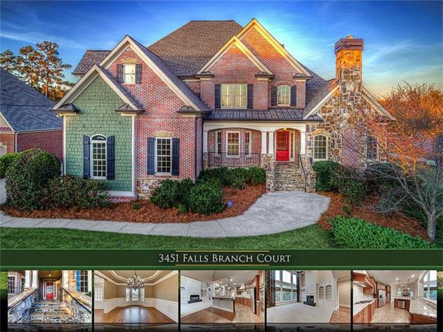 3451 Falls Branch Court, Buford, GA 30519 (MLS #5932243) :: North Atlanta Home Team