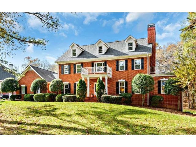 12 The Fairway, Woodstock, GA 30188 (MLS #5932497) :: North Atlanta Home Team