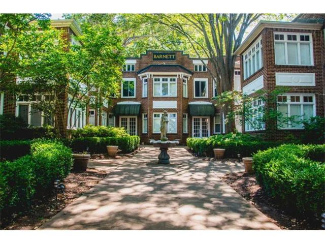 737 Barnett Street NE A3, Atlanta, GA 30306 (MLS #5932519) :: North Atlanta Home Team