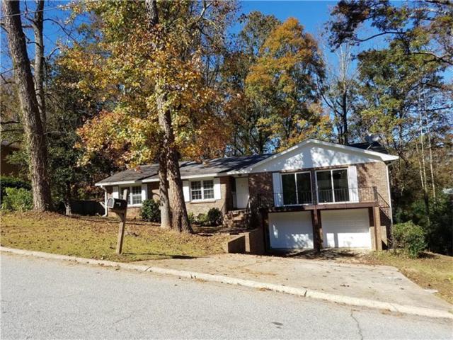 658 Rockborough Drive, Stone Mountain, GA 30083 (MLS #5932573) :: North Atlanta Home Team