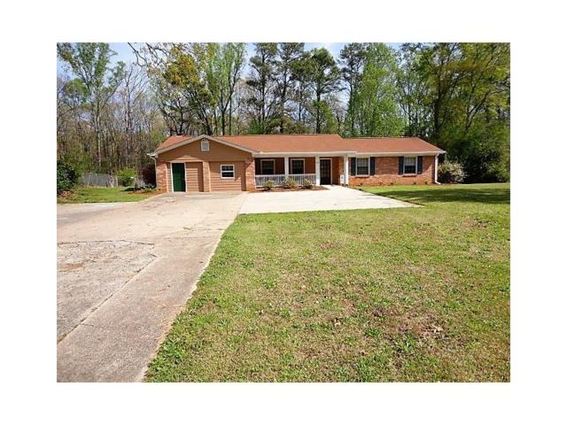 5897 Lake Acworth Drive NW, Acworth, GA 30101 (MLS #5932608) :: North Atlanta Home Team