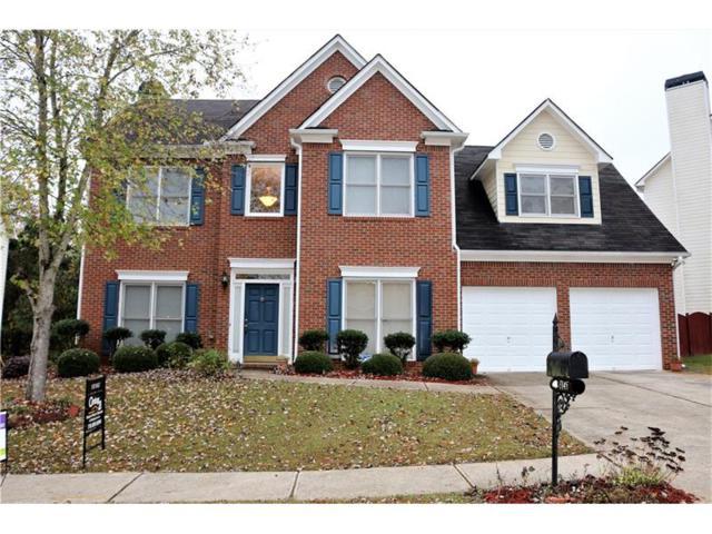 7145 Weatherford Drive, Powder Springs, GA 30127 (MLS #5932637) :: North Atlanta Home Team