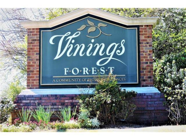 1015 Vinings Forest Lane SE, Smyrna, GA 30080 (MLS #5932676) :: North Atlanta Home Team