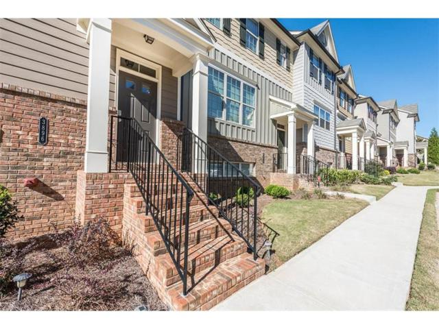 3896 High Dove Way SW #12, Smyrna, GA 30082 (MLS #5932711) :: North Atlanta Home Team