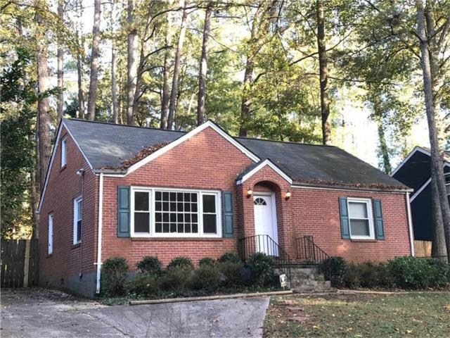 1366 Deerwood Drive, Decatur, GA 30030 (MLS #5932716) :: North Atlanta Home Team
