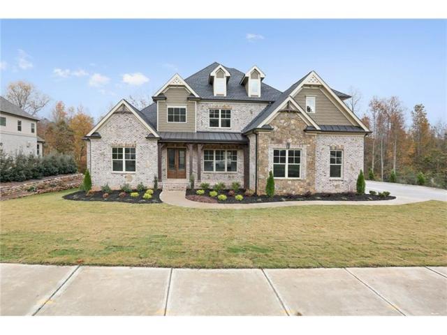 717 Creekside Bend, Alpharetta, GA 30004 (MLS #5932872) :: North Atlanta Home Team
