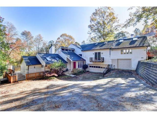 3544 Mill Road, Gainesville, GA 30504 (MLS #5932895) :: The Cowan Connection Team