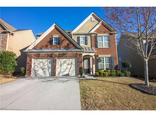807 Greenwood Crossing, Canton, GA 30115 (MLS #5932911) :: Path & Post Real Estate