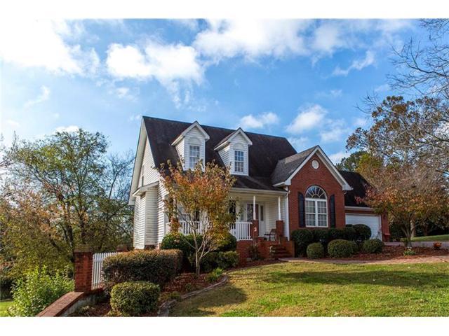120 Hardwood Ridge Drive, Adairsville, GA 30103 (MLS #5933033) :: Carr Real Estate Experts