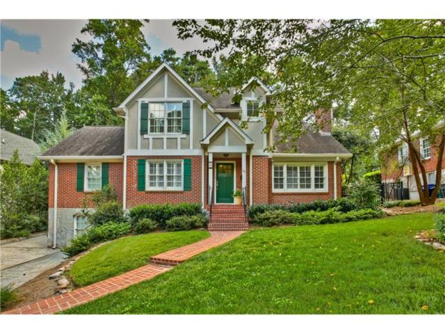 63 Wiltshire Drive, Avondale Estates, GA 30002 (MLS #5933093) :: North Atlanta Home Team