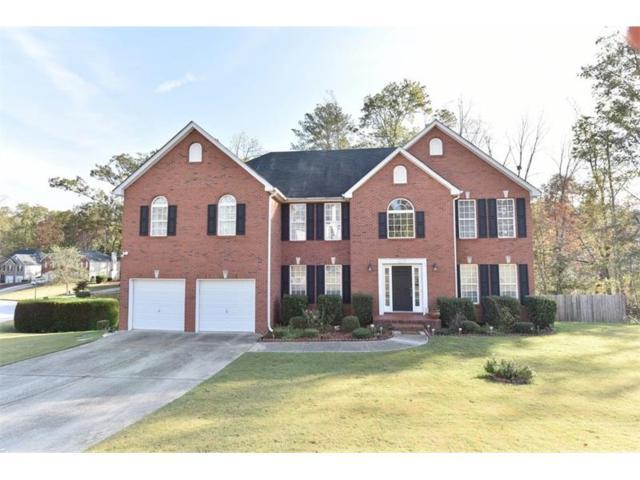 975 Grey Rock Lane, Lithonia, GA 30058 (MLS #5933160) :: Carr Real Estate Experts