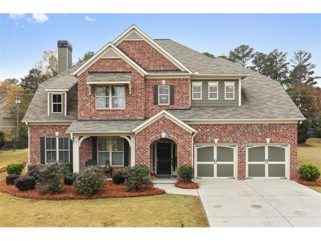 1035 Fords Crossing Drive NW, Acworth, GA 30101 (MLS #5933168) :: North Atlanta Home Team