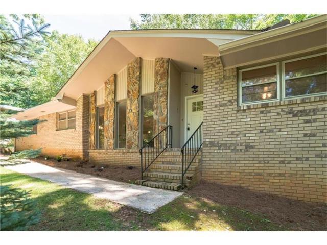 4003 Plumcrest Circle SE, Smyrna, GA 30082 (MLS #5933210) :: North Atlanta Home Team