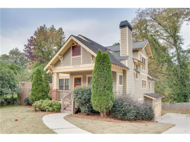 3429 Almand Drive, College Park, GA 30337 (MLS #5933272) :: North Atlanta Home Team