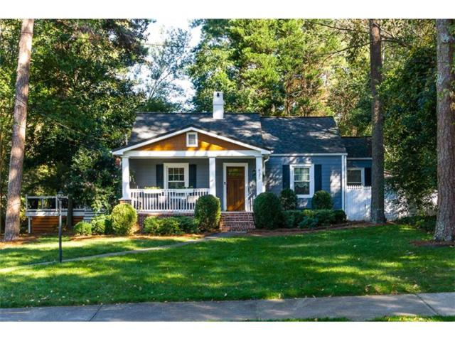 820 San Antonio Drive NE, Atlanta, GA 30306 (MLS #5933407) :: The Zac Team @ RE/MAX Metro Atlanta