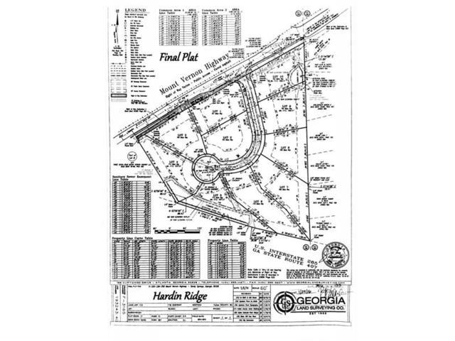 703 Bass Way, Sandy Springs, GA 30328 (MLS #5933434) :: North Atlanta Home Team