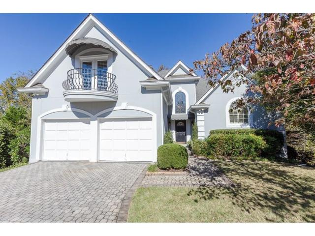 4217 Wieuca Overlook NE, Atlanta, GA 30342 (MLS #5933452) :: Carr Real Estate Experts