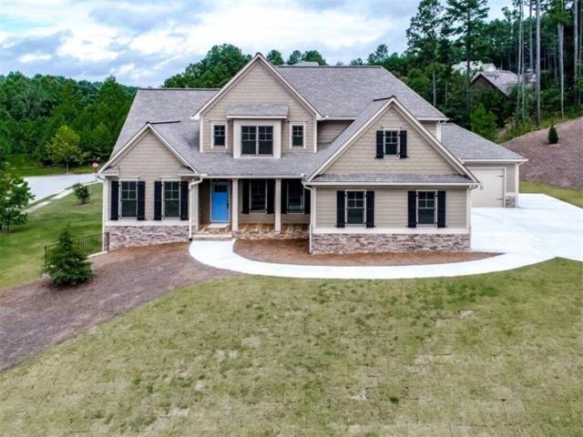 427 Telfair Way, Canton, GA 30115 (MLS #5933517) :: Path & Post Real Estate