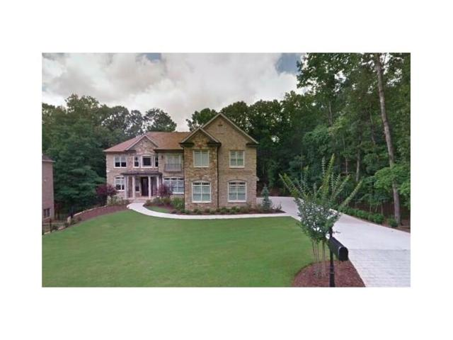 520 Kings Peak, Alpharetta, GA 30022 (MLS #5933730) :: North Atlanta Home Team