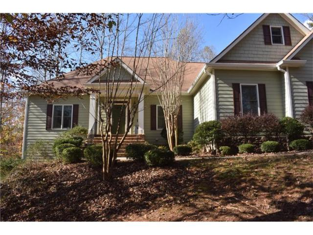 7870 Silver Creek Road, Dawsonville, GA 30534 (MLS #5933738) :: North Atlanta Home Team