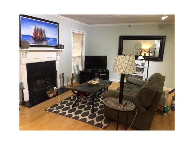 4000 Riverlook Parkway SE #208, Marietta, GA 30067 (MLS #5933778) :: Charlie Ballard Real Estate