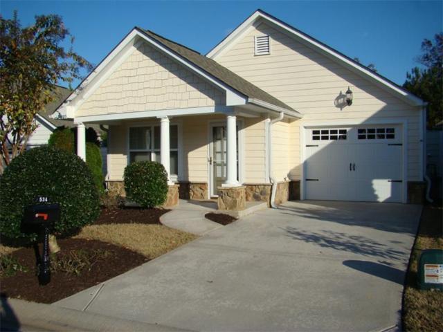 534 Arden Close, Woodstock, GA 30188 (MLS #5933802) :: North Atlanta Home Team