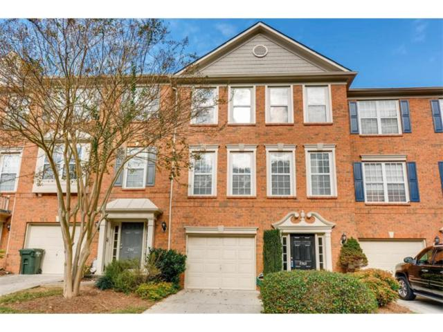 2363 Towneview Court, Atlanta, GA 30339 (MLS #5933879) :: Charlie Ballard Real Estate